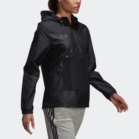 b4f765856 adidas Jackets & Coats | Core 18 Rain Jacket | Poshmark